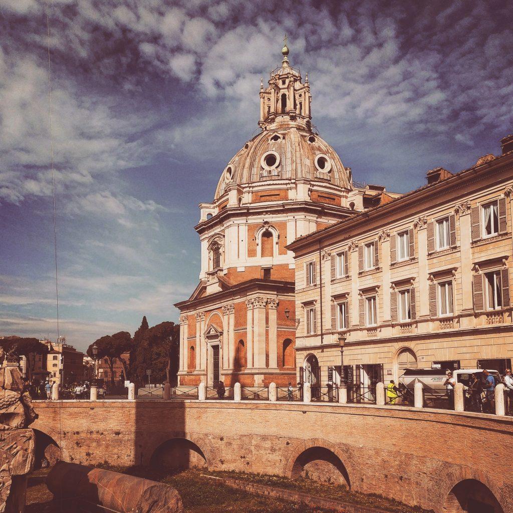 Un Moderno Foro Di Roma.5 Posti Da Vedere A Roma